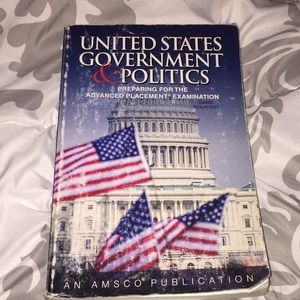 United States Government and Politics AP textbook